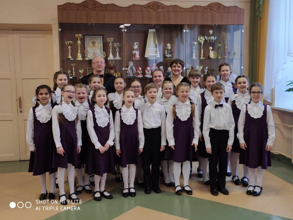 V Всероссийский конкурс младших хоров детских музыкальных школ и детских школ искусств «Музыка детских сердец»
